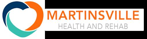 Martinsville Health & Rehab logo